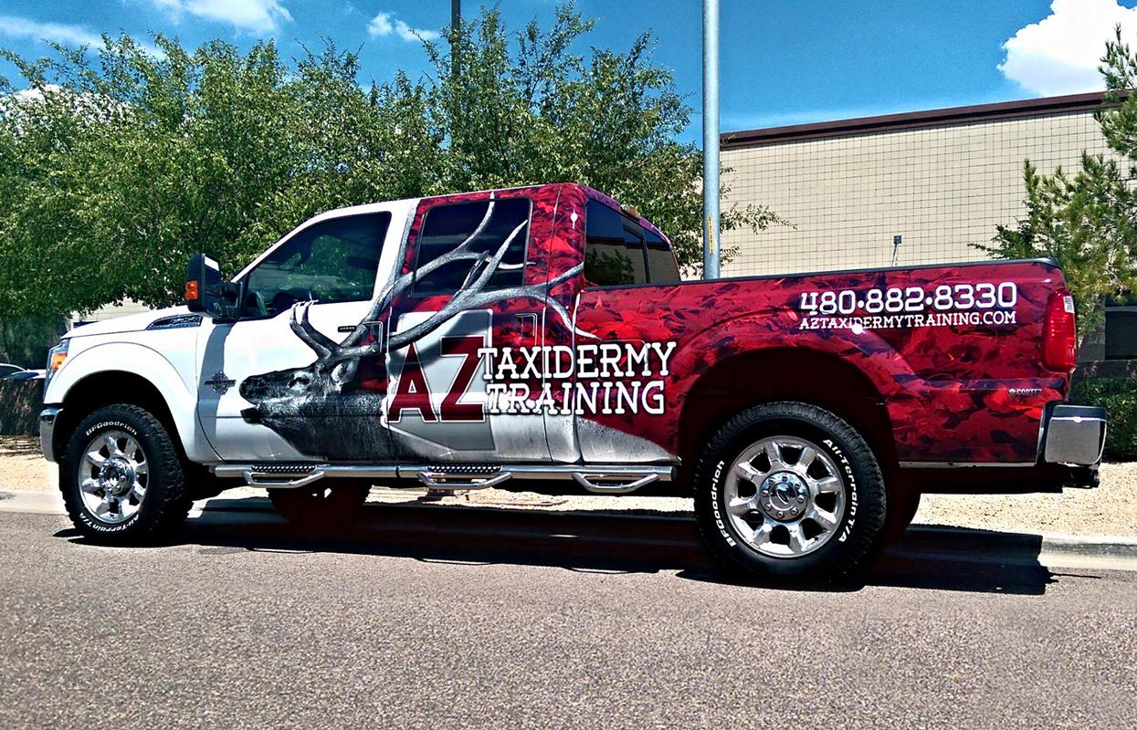 Vehicle Fleet Wraps Graphics Phoenix Az Car Wraps Phoenix Az