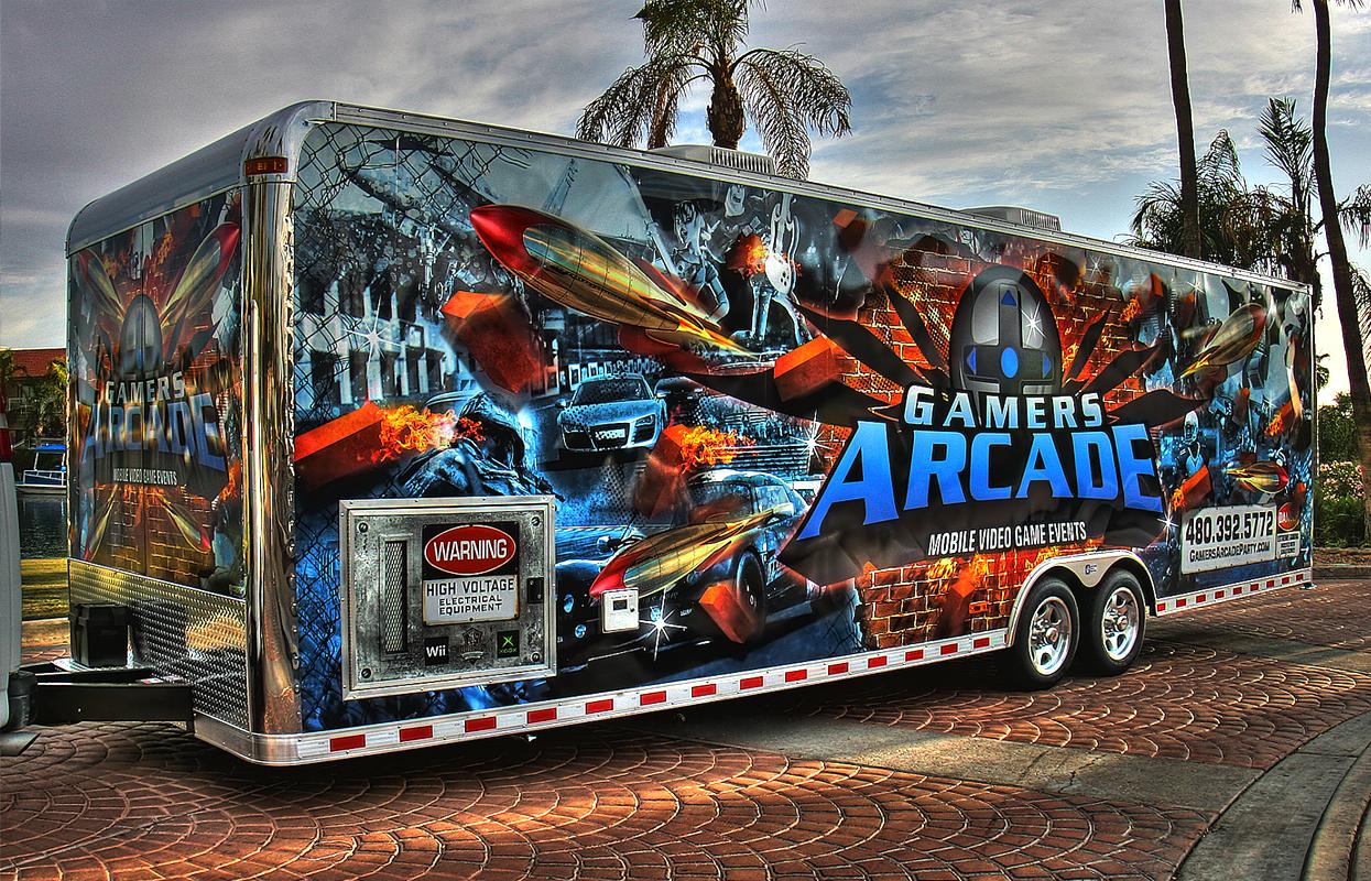 Gamers Arcade